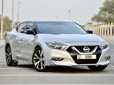 نيسان ماكسيما 2018 Nissan Maxima SV 2018 - Perfect condition .