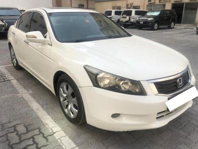 هوندا أكورد 2008 Honda Accord 2.4 no accident GCC Specs Cruise...