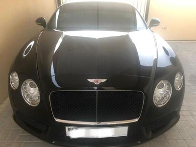 Bentley Continental GT 2014 Bently GT royal bently