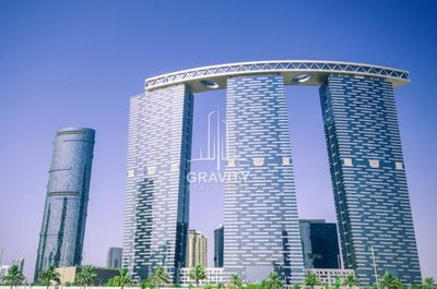 Property for Sale photos in Al Reem Island: Huge 3 M 1 in Gate Tower w/ amazing view - 1