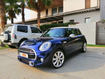 MINI Cooper 2015 MINI COOPER S GCC SINGLE LADY OWNED CAR