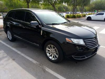 Lincoln MKT 2017 LINCOLN MKT 2017 TOWN CAR