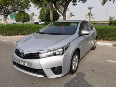 Toyota Corolla 2016 Toyota Corolla 2016 model without any payment...