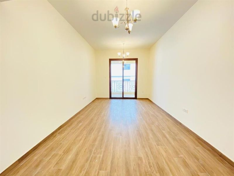 Property for Rent photos in Al Jaddaf: Front of Metro Brand new 2Bhk 50k rent 1 Month free - 1