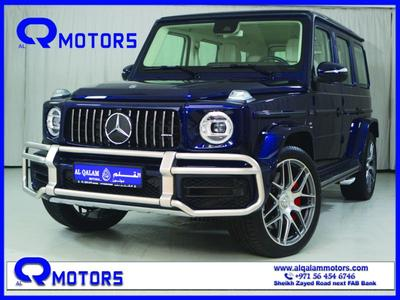 Mercedes Benz G63 AMG  2019  Only  ...