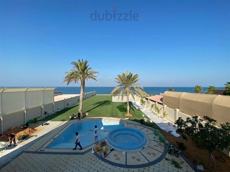 Property for Rent photos in Al Muroor: WOW Villa with Sea View near Emirates Palace - 1