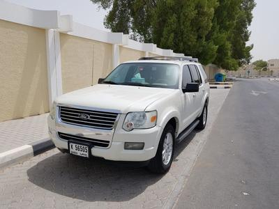 Ford Explorer 2010 FORD EXPLORER 2010 FULL OPTION