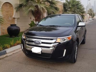 فورد إدج 2013 FORD EDGE 2013 FULL OPTION..GCC ..GOOD PRICE