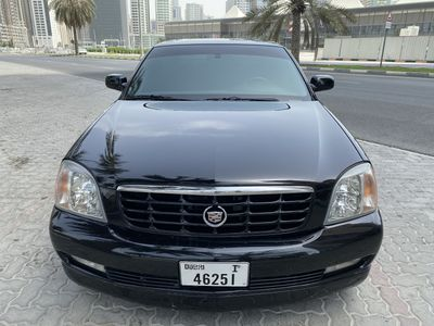 كاديلاك DTS / دي فيل 2001 Cadillac DTS/ De Ville for sale