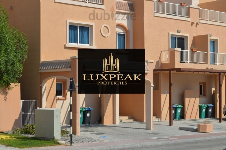 Property for Sale photos in Al Reef Downtown: For Investors |3BR Villa in Arabian |Rented | - 1