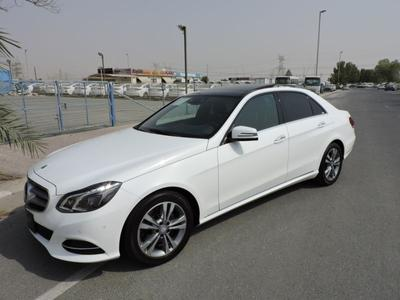 Mercedes-Benz E-Class 2015 A FANTASTIC E 300 FOR SALE
