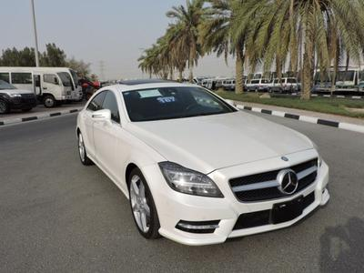 Mercedes-Benz CLS-Class 2013 CLS 550 JAPAN IMPORT..4.5 b grade
