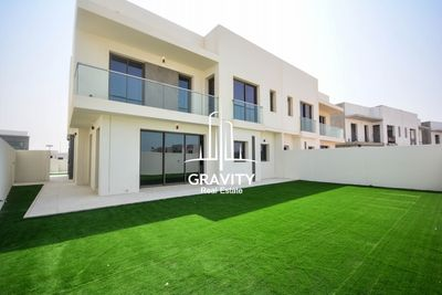 Property for Rent photos in Yas Acres: Exceptional Space Efficient 4BRVilla in Yas Island - 1