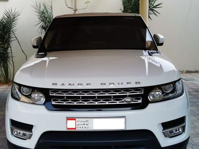 Land Rover Range Rover Sport 2016 Range Rover Sport 2016 Light city use - Abu D...