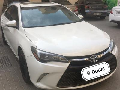 Toyota Camry 2016 TOYOTA CAMRY LIMITED EDITION