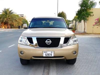 Nissan Patrol 2010 Stunning 8 seater 4WD Patrol. Full Agency His...
