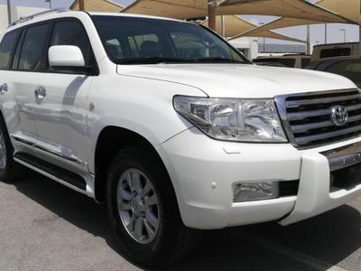 Toyota Land Cruiser 2011 TOYOTA LAND CRUISER 2011 GXR V8 IN GREAT COND...