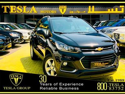 Chevrolet Trax 2019 BRAND NEW!! / TRAX / LT / GCC / 2019 / 3 YEAR...