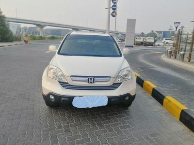 Honda CR-V 2008 Amazing Honda CR-V 2.4 Gcc very well maintain...
