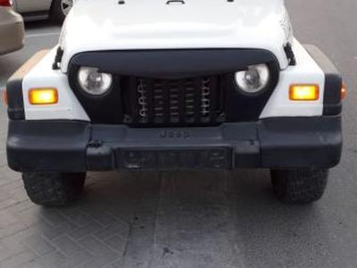 Jeep Wrangler 2005 JEEP WRANGLER 2005 ..GCC..GOOD CAR