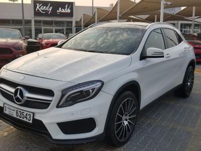 Mercedes-Benz GLA 2018 GLA-250 / 4 MATIC / AMERICAN SPECS / GOOD CON...