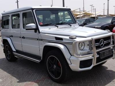 مرسيدس بنز الفئة-G 2006 Mercedes G500 / 2006 perfect condition kit 63