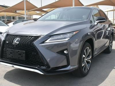 Lexus RX-Series 2017 PLATINUM 2017 GRAY / EXCELLENT CONDITION / WI...