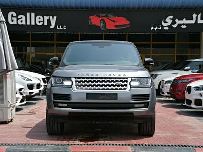 Land Rover Range Rover 2013 Land Rover Range Rover Vogue HSE Accident Fre...