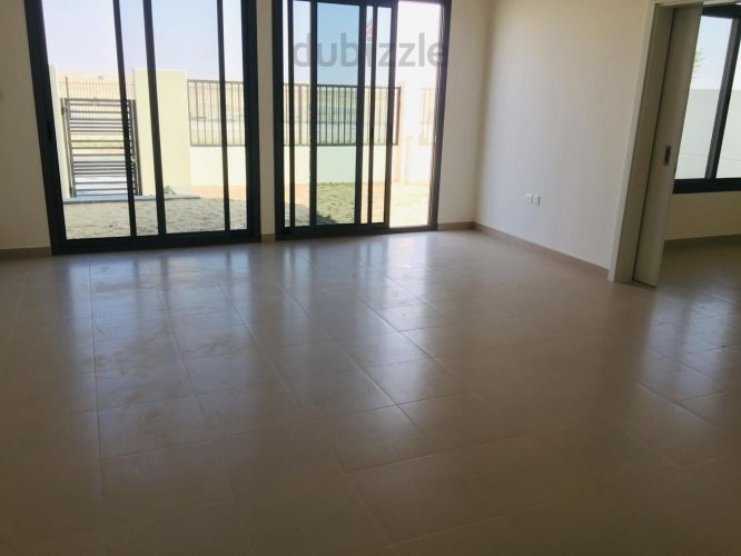Property for Rent photos in Noor Townhouses: Type 1 Single Row 3BR maid Villa Near pool 4 Rent - 1