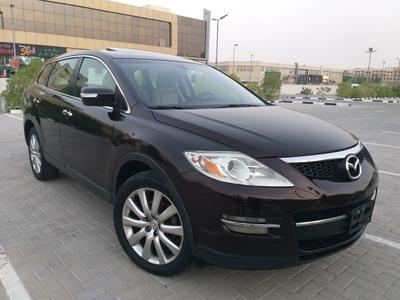 Mazda CX-9 2008 MAZDA CX9 GCC 2008 v6 4x4 top options free ac...