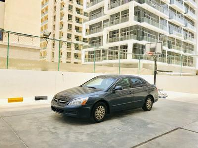 هوندا أكورد 2006 Honda accord 2.4 model 2006 GCC specification...