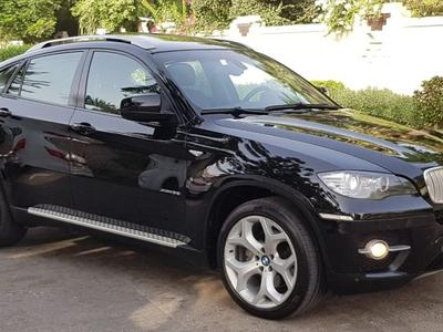 BMW X6 2010 AMAZING LOOK((BMW X6 TWIN TURBO 3.5 V6))GCC S...
