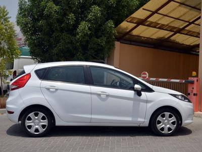 Ford Fiesta 2012 Ford Fiesta 2012 Agency Maintained Excellent ...