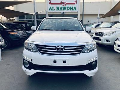 Toyota Fortuner 2015 2015 TOYOTA FORTUNER////TRD EDITION 2,7 L FUL...