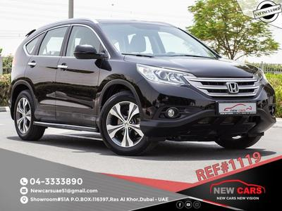هوندا CR-V 2014 HONDA CRV FULL OPTION  - 2014 - GCC - ZERO DO...