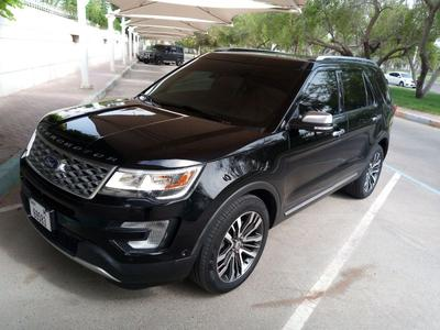 فورد إكسبلورر 2016 FORD EXPLORER PLATINUM
