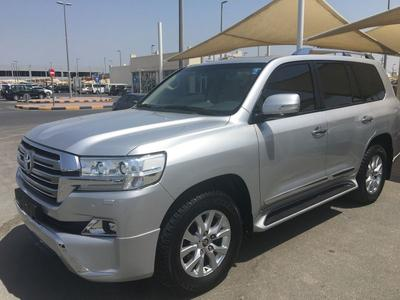 Toyota Land Cruiser 2016 Toyota Land Cruiser GXR V6 GCC