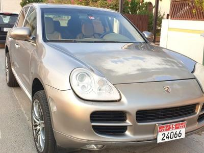 بورشه كايان 2006 American Porsche Cayenne S V8 2006 FULL Optio...