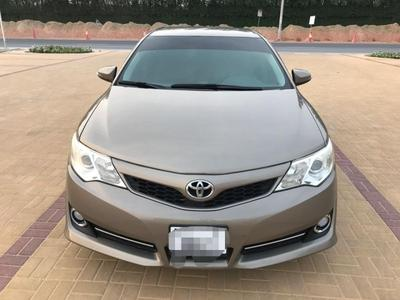 Toyota Camry 2015 Toyota Camry SE 2015 GCC option two fully aut...