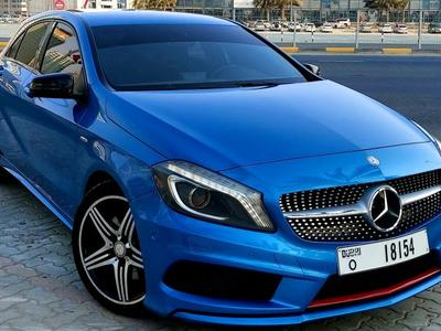 Mercedes-Benz A-Class 2013 ALMOST NEW !!! GCC MERCEDES A250 AMG ( AGENCY...