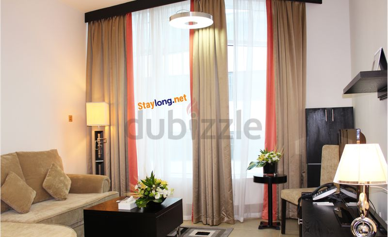 Property for Rent photos in Al Nahyan: Fully Furnished 1BR - Al Nahyan - 1