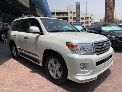 تويوتا لاند كروزر 2014 Toyota Land Cruiser VXR V8-GCC From Al Futtai...