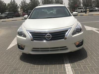 نيسان التيما 2015 Nissan Altima V6 SL 3.5 full option  // RTA P...