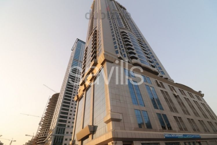 Property for Sale photos in Al Khan: 1BR Luxury Apartment in Beach Tower 1 Al Khan - 1