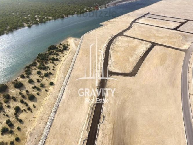 Property for Sale photos in Yas Island: Premium Plot in West Yas For Sale | Sea View Spot - 1