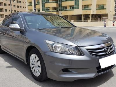 Honda Accord 2012 ACCORD 2012 FULL HONDA SERVICED AL FUTTAIM GU...