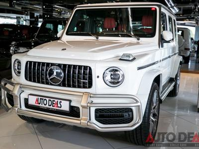 مرسيدس بنز الفئة-G 2019 MERCEDES G63 | 2019 | GCC SPECS | WARRANTY 5 ...