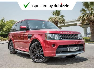Land Rover Range Rover Sport 2012 Top option Range Rover Sport HST 2012 – Drive...