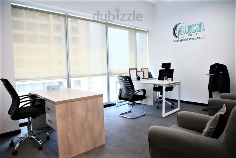 Property for Rent photos in Barsha Heights (Tecom): Brand New Luxurious office on SZR near Metro including Ejari - 1