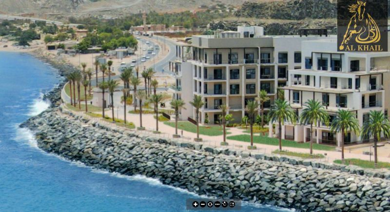 1 - *LIVE NOW IN A BREATHTAKING BEACHFRONT RESIDENCES WITH AFFORDABLE PRICE : صورة في عقار للبيع